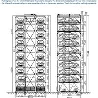 三浦车库:塔式立体车库