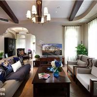 重庆蓝湖郡装修工地丨天古装饰梦空间设计师