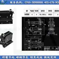 供应青岛QX-IV卧式阻挡器*HLX-QX-4阻挡气缸