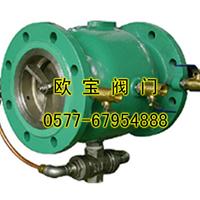 供应不锈钢直流式低阻力倒流防止器 LHS743X