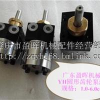 盈晖YH-PUMP5ccRP涂料齿轮泵 齿轮油漆泵