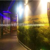 供应KTV走廊墙纸 酒吧餐厅走道3D壁纸公司