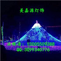 中秋国庆节灯光节灯具合作厂家,天鹅造型