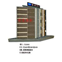 【厂家定制】优质瓷砖展架 石材 墙砖展柜