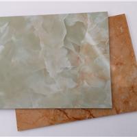 台湾省厂家供应仿大理石UV板、石塑线条