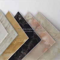 天津市厂家供应仿大理石UV板、石塑线条