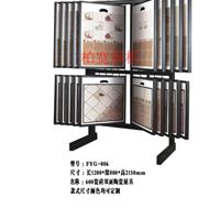 供应地板砖展架 瓷砖展示柜 石材展架 定制