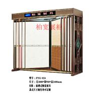 供应优质地面砖展示架 石材展示架 欢迎定制