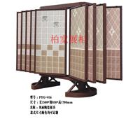 供应定制瓷砖展架  墙砖展架  石材展架