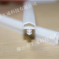 白色木门白色防撞胶条 木门式密封防撞胶条