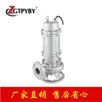 供应316不锈钢污水泵 更耐腐 不锈钢污水泵