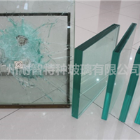 特种玻璃钢化防爆玻璃防弹玻璃