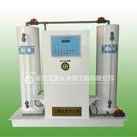 二氧化氯发生器工作原理