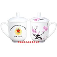 陶瓷茶杯厂家 陶瓷茶杯定制