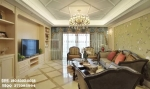 天古装饰设计师刘亚伟丨棕榈泉国际花园装修