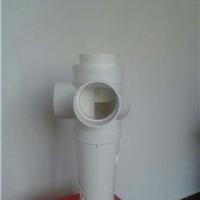 厂家直销PVC特殊单立管排水管件旋流四通