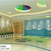 幼儿园室内地面材料环保无异味PVC地板