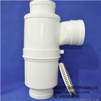 福建正亚PVC管材特殊单立管同层旋流三通