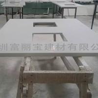 供应深圳白色石英石厨房操作台定制