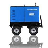 供应抢修急需双把焊500A静音柴油焊机,价格