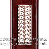 供应无锁孔-CDF001内外带钢化玻璃(榆木)