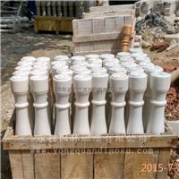 汉白玉宝瓶柱供应商曲阳永权园林雕刻厂家