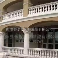 花岗岩宝瓶柱雕刻厂家河北曲阳永权园林