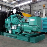 500KW康明斯发电机现货供应