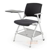 供应培训椅 折叠会议椅 学习折叠写字板椅
