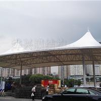 供应中华龙国际龙舟赛景观张拉膜雨棚