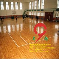 供应桂林篮球木地板多少钱一个平方