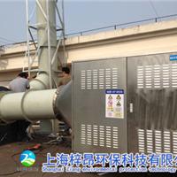 河南安阳汽车修理厂喷漆房室废气处理设备