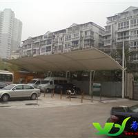 衢州温州希运膜结构张拉膜停车棚