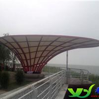 杭州温州希运膜结构张拉膜停车棚