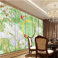 供应艺术皮革软包 酒店床头背景墙硬包壁画