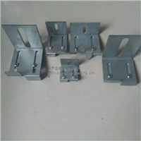 供应保温装饰一体化板扣件 一体板紧固件