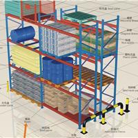 南京轻型货架定制 重型仓储货架加工定做 南京物流仓储货架定做