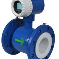 DN15防水电池供电电磁流量计,氨水流量计