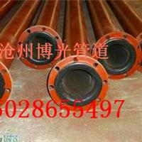 供应耐盐酸衬胶管道厂家 衬胶钢管最低价格