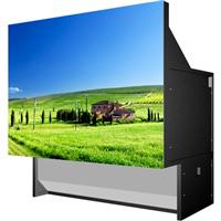 标清50寸DLP背投激光光源大屏幕