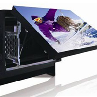 dlp显示单元优缺点介绍  DLP背投大屏幕,60寸DLP背投激光光源