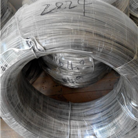 现货供应2024铝线 螺丝用铝线 铝扁线