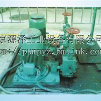 供应3GC三螺杆泵 水轮机调速装置三螺杆泵