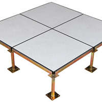 中通600mm防静电HPL钢质水泥地板