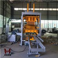 虎鼎砖机QT6-15 液压砖机 泉州砌块砖机厂家