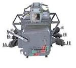供应质量认证ZW20-12户外高压真空断路器