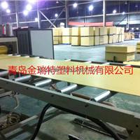 供应pvc木塑快装墙板挤出生产线