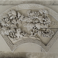 供应河南仿古艺术砖雕照壁 砖雕墙砖装饰