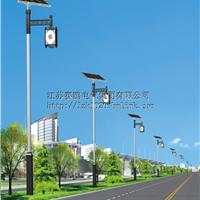 供应武汉6米太阳能LED路灯厂家直销