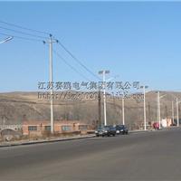 凉山州西昌市6米30瓦太阳能路灯厂家